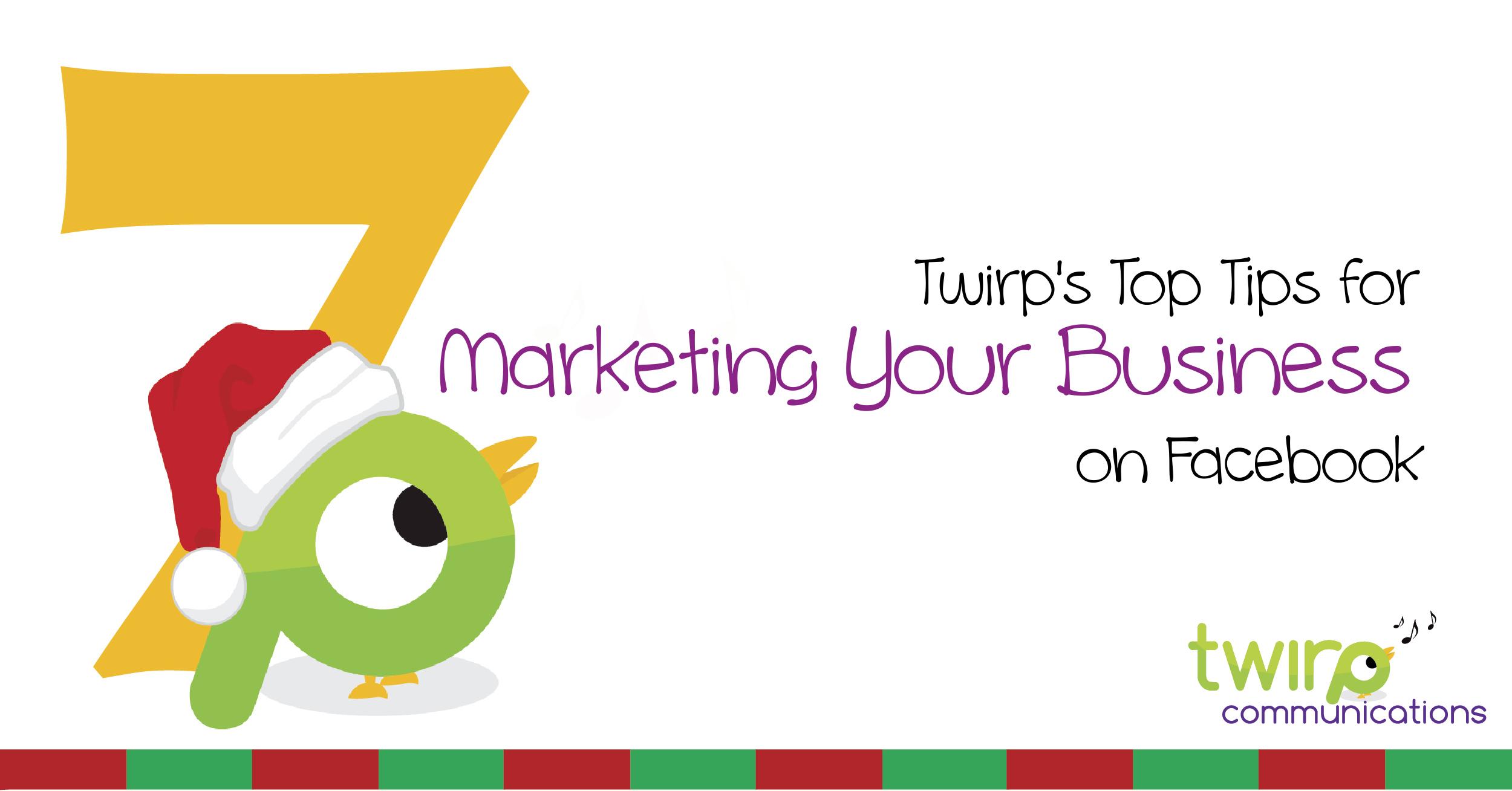 Facebook Business: Marketing on Facebook