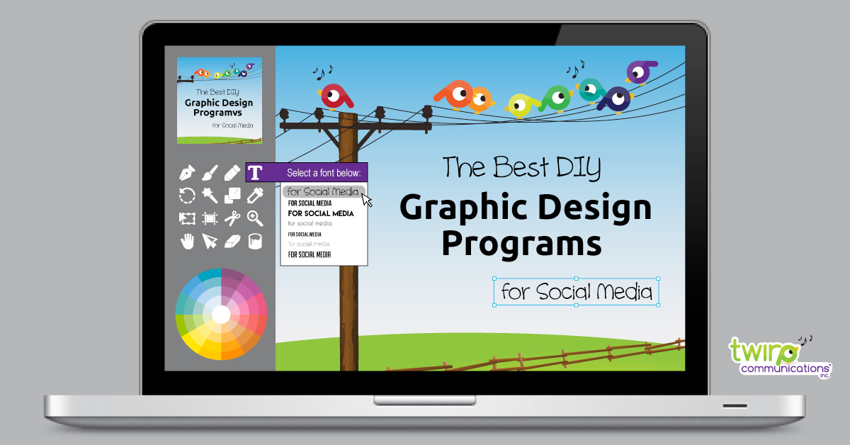 Graphic Design Programs Neuesten Design: open source graphics software