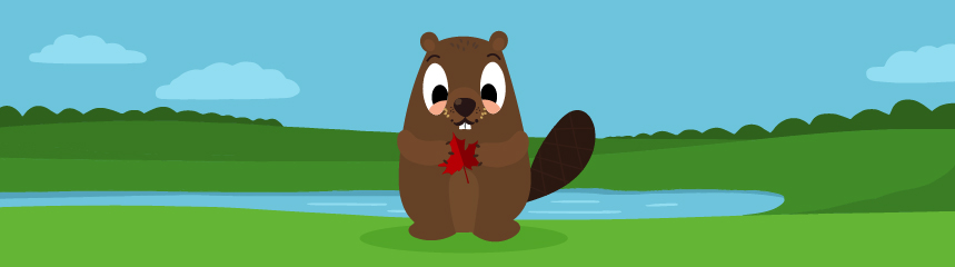 Top 10 marketing blogs in Canada Twirp Communications beaver graphic