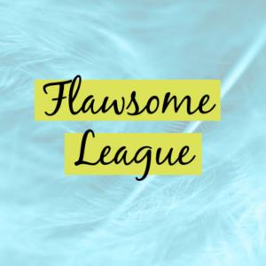 Flawsome League Social Media Academy graphic